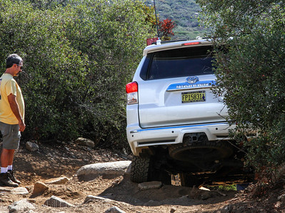 Corral Canyon OHV Gunslinger 10-15-2015