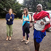 Jacob, our Masaii driver and tour guide