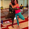 This is Jodi with Rufus who is deaf and is an AYP yoga teacher. So inspiring to watch him learn and teach yoga.