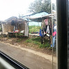 views of Nairobi from our van