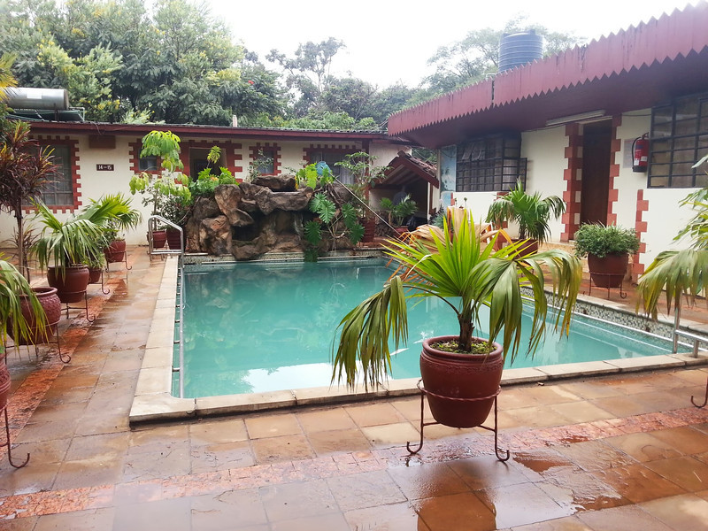 Gracia Gardens Guest House where we were so fortunate to have stayed.