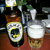 Tusker was my beer of choice- was really good!