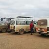 our safari vans