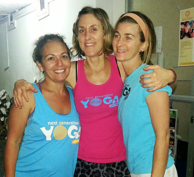 NGY teacher training assistants!
