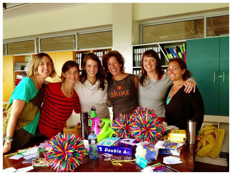 teacher training team!