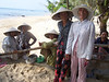 These women were fun, they entertained me while I was getting tortured. They were teaching me vietnamese and laughing at me.