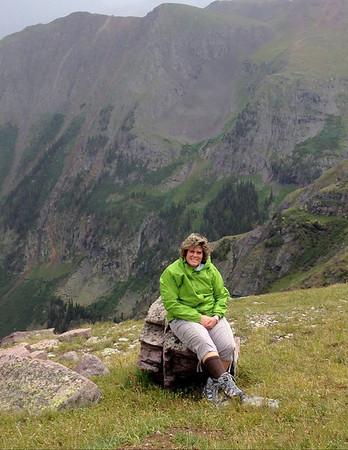 Columbine Pass Hike - 2013