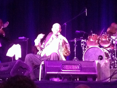 BB King Concert - Aug 2014