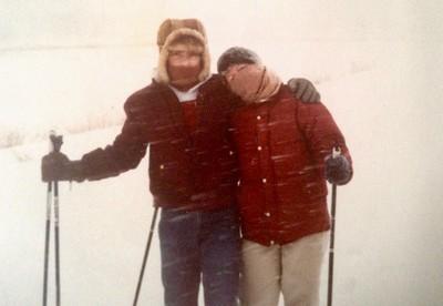 1987 Christmas in Denver