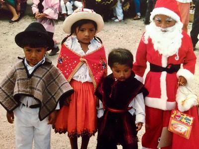 Chugchilan Christmas