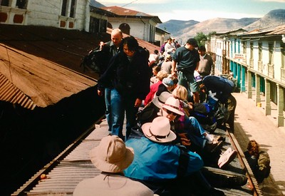 Riobamba Train