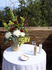 Several views of the Wedding Table.