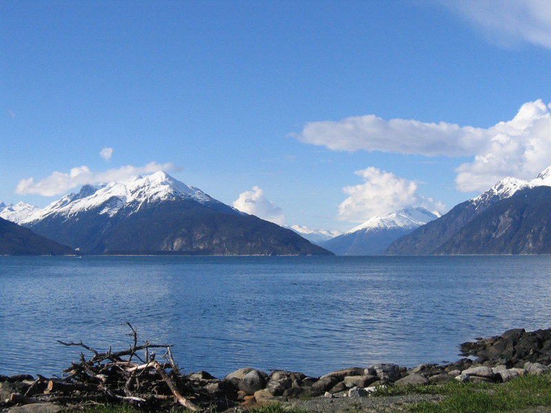 Chilkoot Inlet