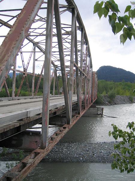 Porcupine Crossing Bridge