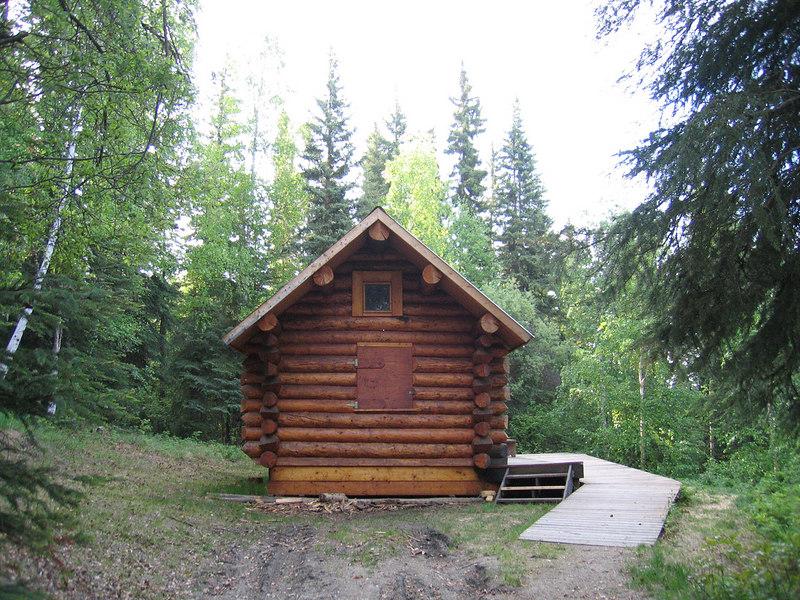 Fred Blixt Cabin