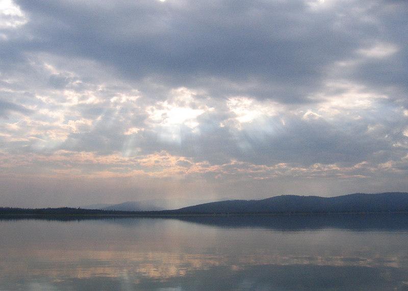 Harding Lake