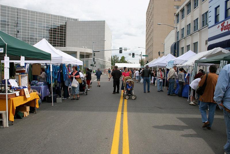 Downtown activities for Summer Solstice