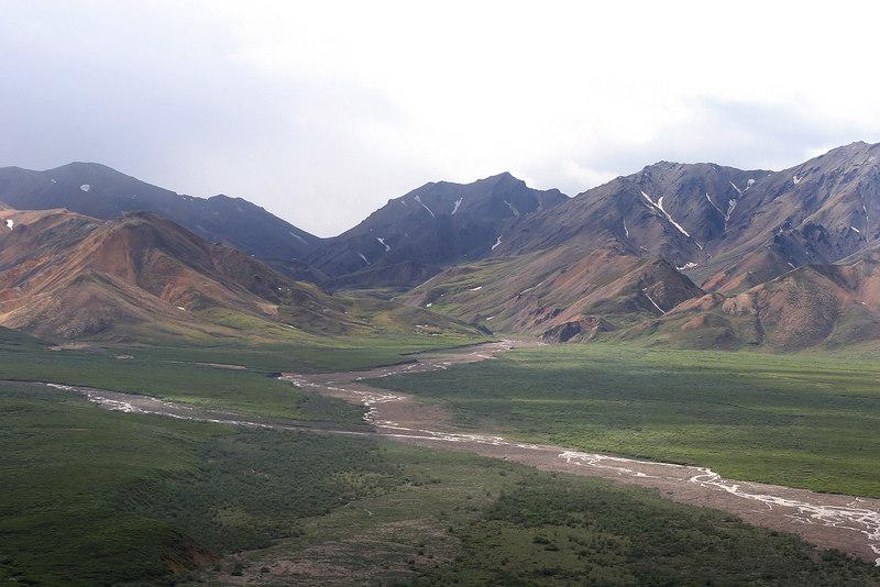 Toklat River