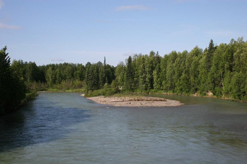 Kashwitna River