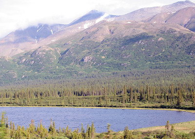 6/29/06 - Denali National Park to Anchorage, AK