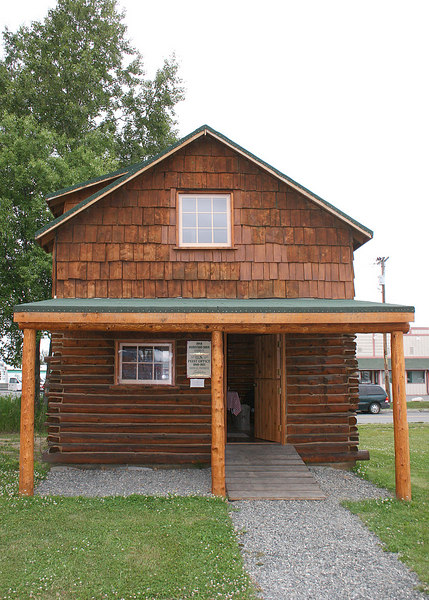 The 1949 Homestead Post Office
