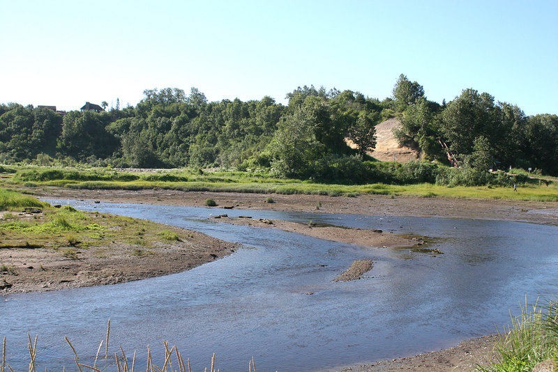 Ninilchik River, Ninilchik Village, AK
