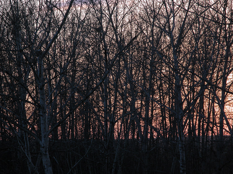5/10/06 - Sunset at Dawson Creek