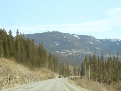 5/10/06 - Prince George, BC to Dawson Creek, BC