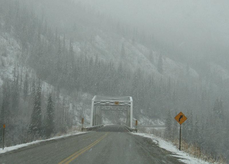 MacDonald River Bridge