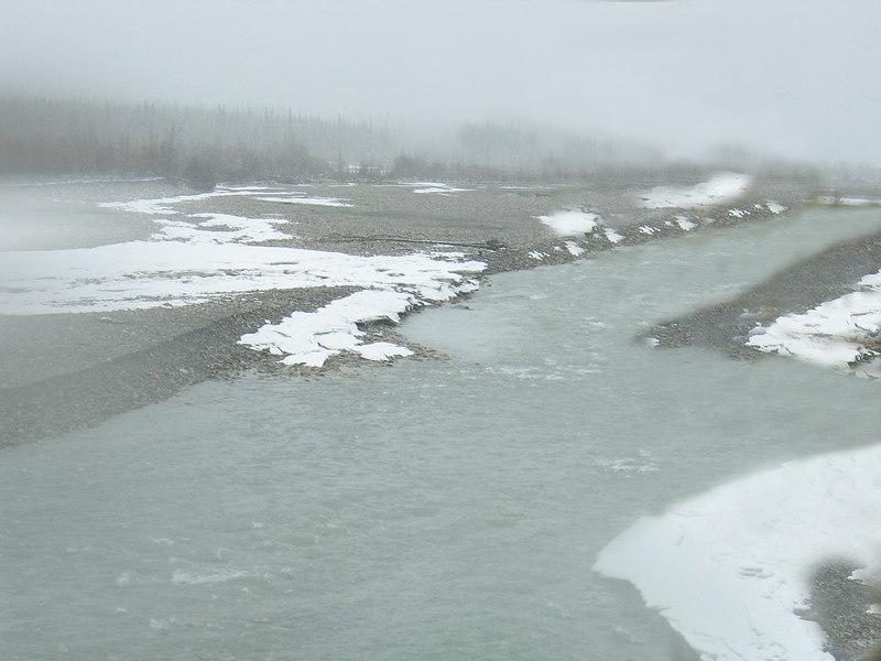 Racing River