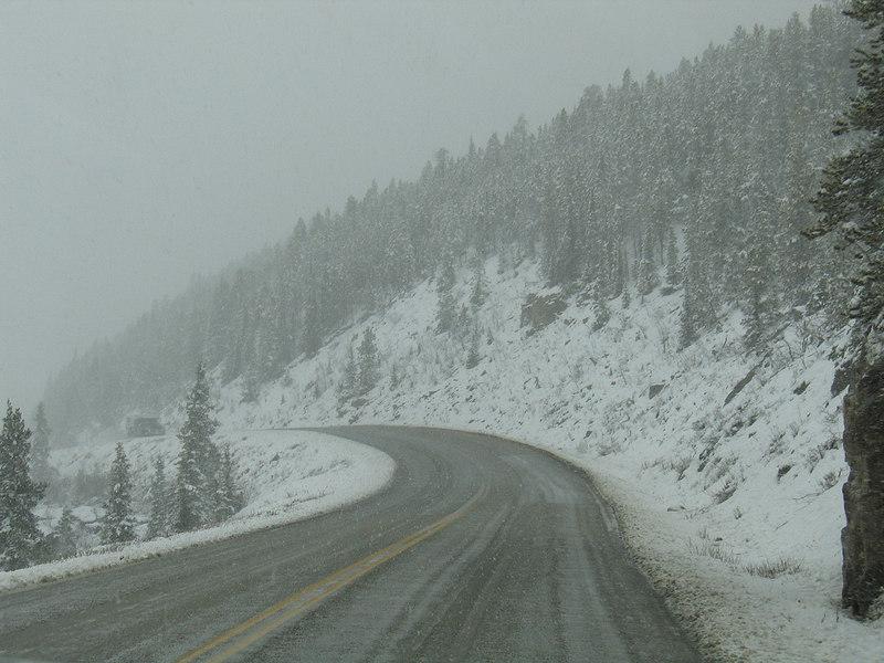 Summit Lake Pass