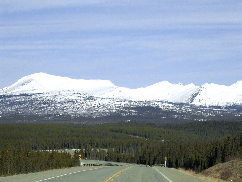 About 3 miles east of the Continental Divide.