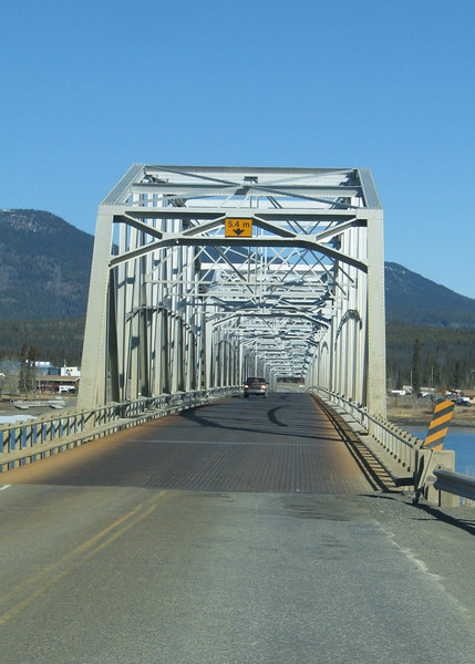The Nisutlin Bridge
