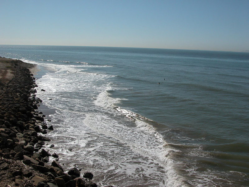 Beach in Ventura, CA