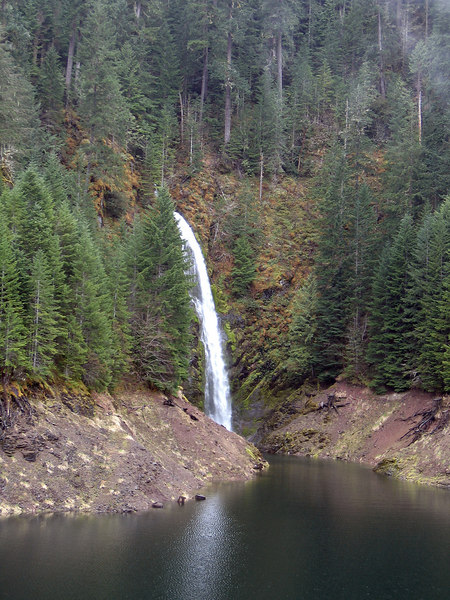Terwilliger Waterfall
