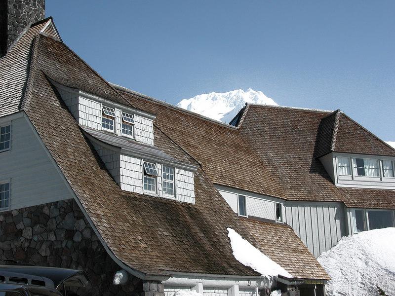 Timberline Lodge at Mt. Hood