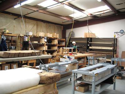Smith Center, KS,  Peterson Industries Tour  - 2/21/06