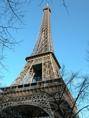 Paris 12/27/03 to 12/30/03