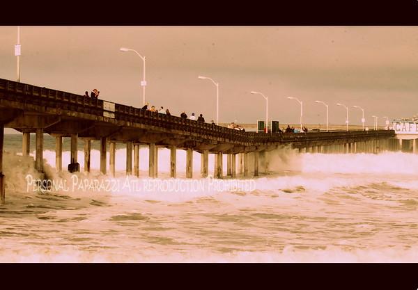 Ocean Beach Waves 2012