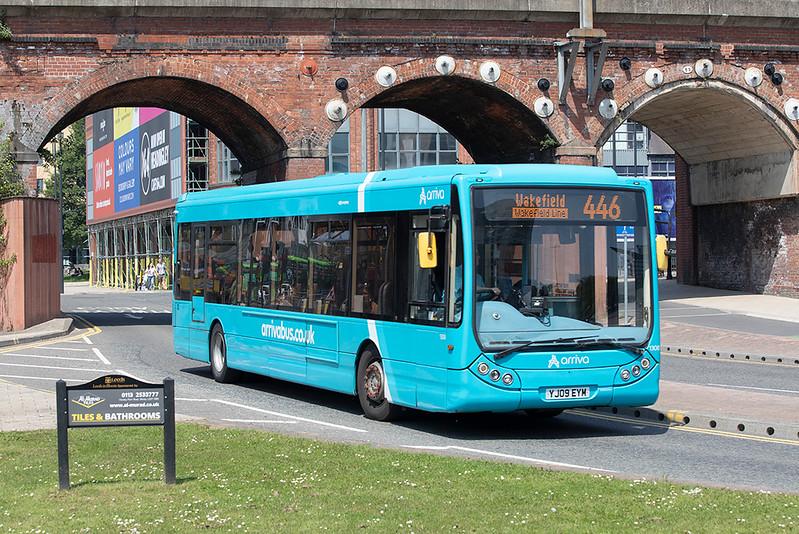 1308 YJ09EYM, Leeds 1/6/2021