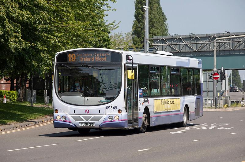 69349 YJ08CFD, Leeds 1/6/2021