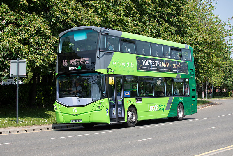 35619 YJ70BGZ, Leeds 1/6/2021