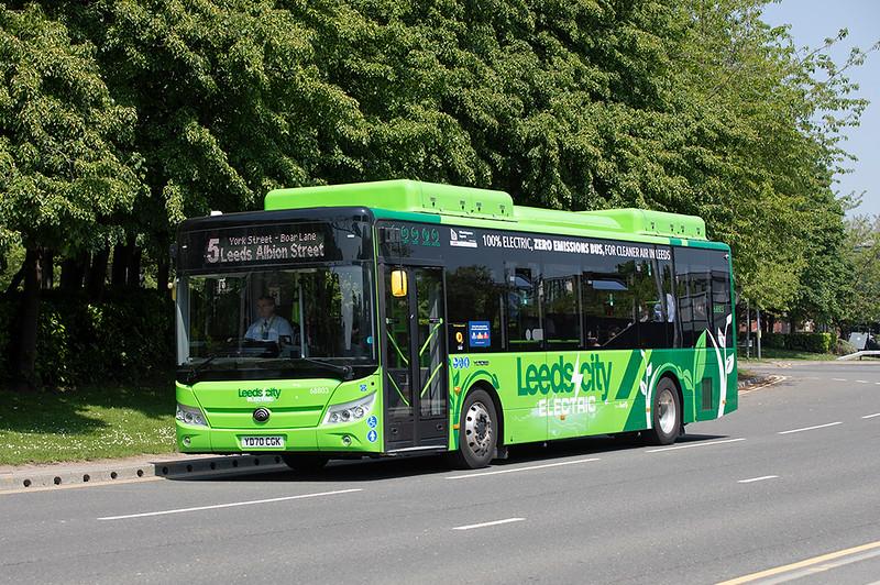 68803 YD70CGK, Leeds 1/6/2021