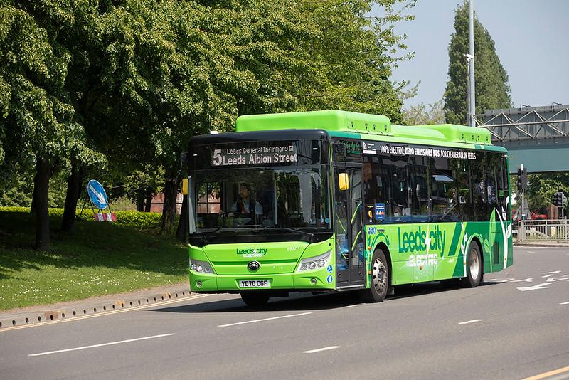 68801 YD70CGF, Leeds 1/6/2021