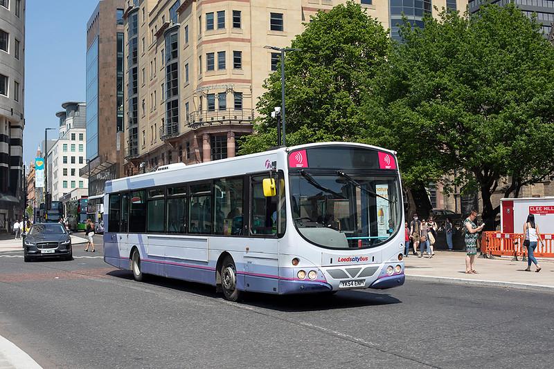 69000 YK54ENP, Leeds 1/6/2021