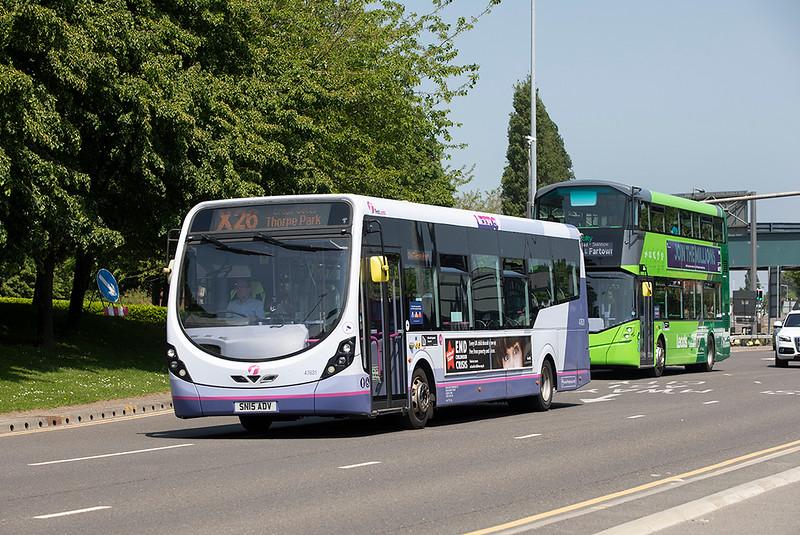 47631 SN15ADV, Leeds 1/6/2021