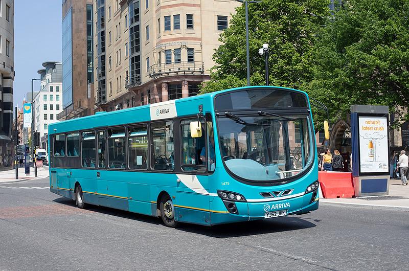 1475 YJ62JHK, Leeds 1/6/2021