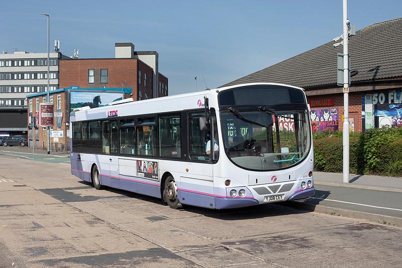 69347 YJ08CEY, Osmondthorpe 1/6/2021