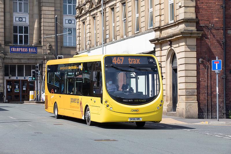 616 SK66HRL, Rochdale 2/6/2021
