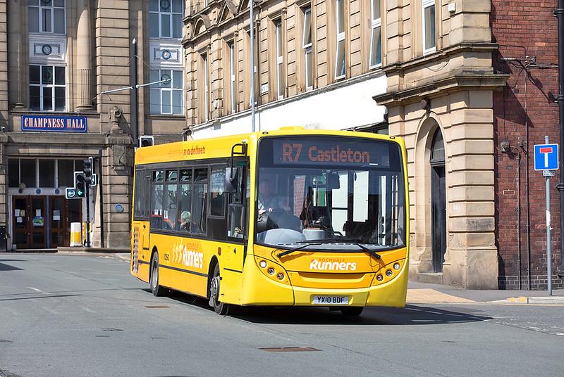 732 YX10BDF, Rochdale 2/6/2021